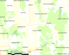 Map commune FR insee code 65142.png