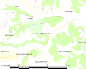 Map commune FR insee code 65164.png