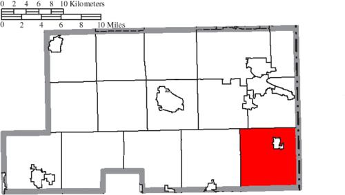 Springfield Township Ohio Map.Springfield Township Mahoning County Ohio Wikiwand