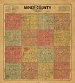 Map of Miner County, South Dakota - compiled and drawn from a special survey and official records. LOC 2012593111.jpg