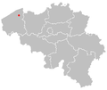 Map of bruges in belgium.PNG