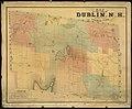 Map of the town of Dublin, N.H. (7537848720).jpg