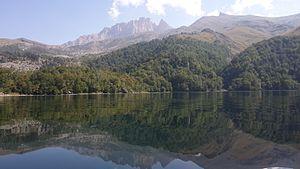 Maral-gol - Image: Maral göl 1