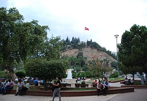 Kahramanmaraş Castle - Image: Maras Zitadelle