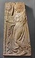 Marble relief with a dancing maenad MET DP116946.jpg