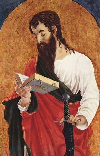 Marco Zoppo - Image of Saint Paul