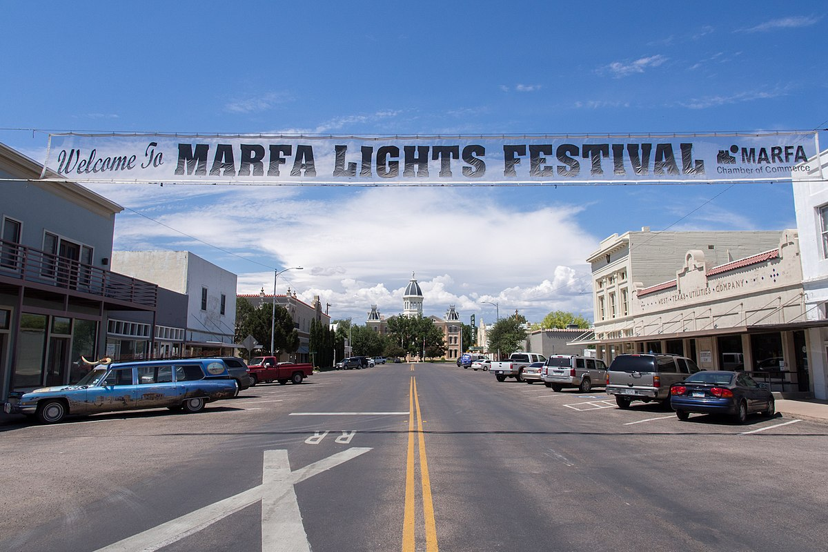 Marfa Texas Wikipedia