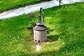 Mariánské Lázně park Boheminium větrný mlýn Ruprechtov.jpg