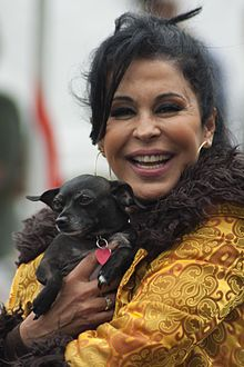 Description de l'image  Maria Conchita Alonso LA Pride 2011.jpg.