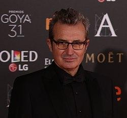 Mariano Barroso Premios Goya 2017 (cropped).jpg