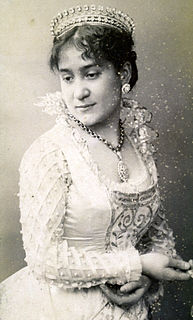 Marie Ismaël-Garcin French opera singer