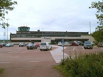 Mariehamn Airport - Image: Mariehamn Airport