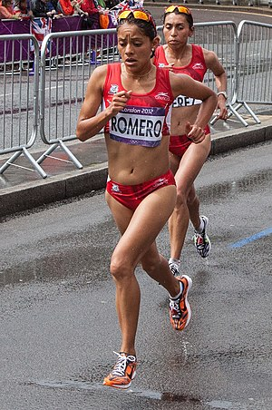 Mexico at the 2012 Summer Olympics - Marisol Romero finished forty-sixth in women's marathon.