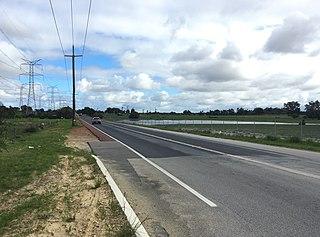 Marshall Road