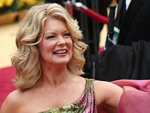 Mary Hart - Hart at the 81st Academy Awards in February 2009.