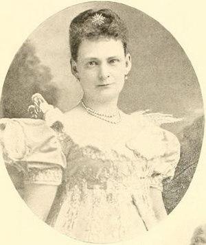 Daniel Manning - Mary Margaretta Fryer