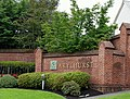 Marylhurst Oregon neighborhood sign.jpg