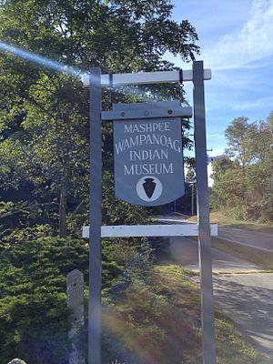 Avant House (Mashpee, Massachusetts)