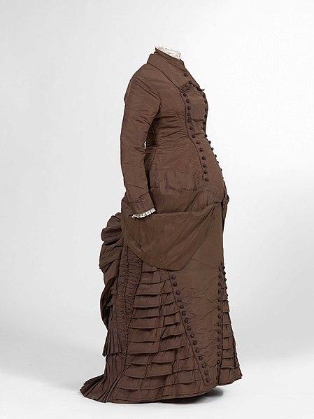 File:Maternity dress, ca. 1880.jpg