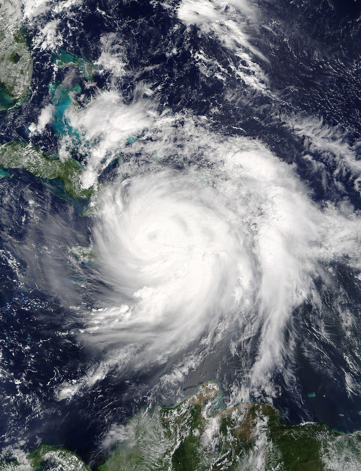 Effects of Hurricane M...