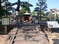 Mausoleum of Makino Narisada (2015-10-18) 01.JPG