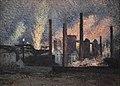 Maximilien Luce (1858-1941) Fabrieken bij Charleroi - Musée d'Orsay Parijs 22-8-2017 16-28-31.JPG