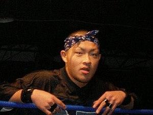 Kzy - m.c.KZ in February 2008