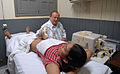 Medical ultrasound examination, Brazil.jpg