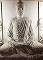 Meditating Budha at Taxila Museum Pakistan.jpg