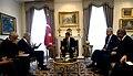 Meeting with Ahmet DAVUTOĞLU, Turkish Prime Minister, Ankara (25631896144).jpg