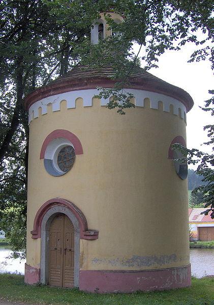 kaple sv. Prokopa v Měkynci