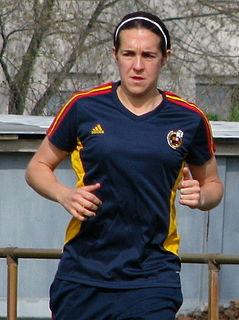 Melisa Nicolau Footballer