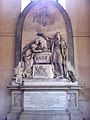 Memorial to John, Lord Henniker in Rochester Cathedral.jpg