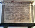 Memorial to those killed in the First World War in Ely Cathedral.JPG