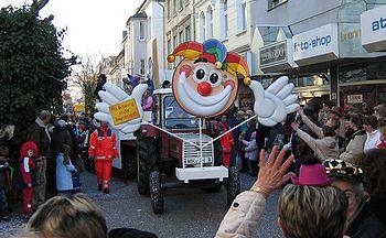 Karnevalsumzug Wikipedia