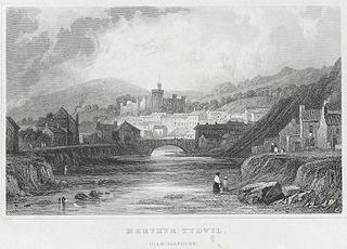 Merthyr Tydvil, Glamorganshire
