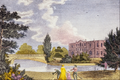 Merton Place in Surrey, The Seat... - Edward Hawke Locker.png