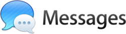 Messages (application) logo.png