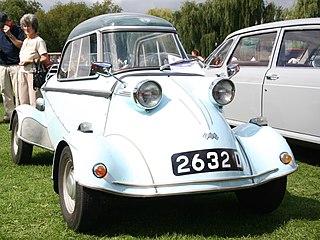 FMR Tg500 Motor vehicle
