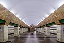 Metro SPB Line3 Proletarskaya Central Hall.jpg