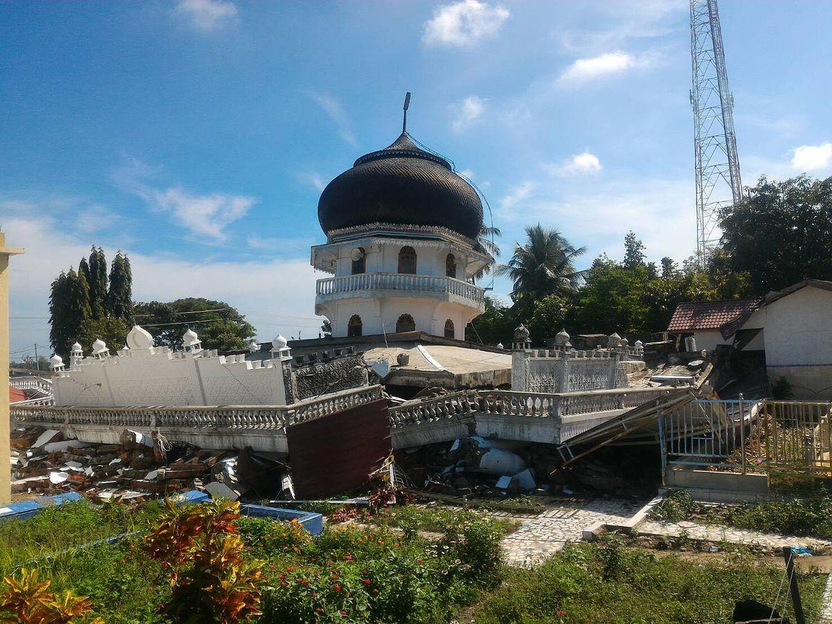 Gempa Bumi Pidie Jaya 2016 Wikipedia Bahasa Indonesia Ensiklopedia Bebas