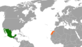 Mexico Sahrawi Arab Democratic Republic Locator.png