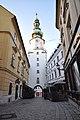 Michael's Gate and tower-Bratislava-Slovakia.JPG