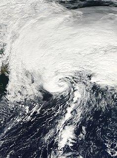 Hurricane Michael (2000) Category 2 Atlantic hurricane in 2000