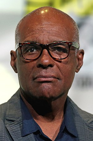 Michael Dorn - Dorn at the 2016 San Diego Comic-Con