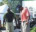 Michael Jordan & Charles Oakley on the green.jpg