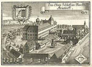 Arnstorf - Upper Castle (early 18th century)