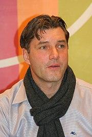 Michael Zorc, il giocatore con più presenze con la maglia del Borussia Dortmund, in un'immagine del 2009.