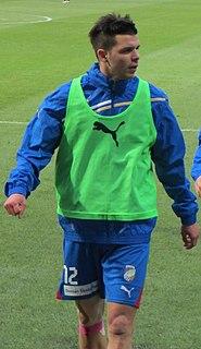 Michal Ďuriš Slovak footballer