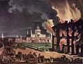 Microcosm of London Plate 035 - Fire in London.jpg